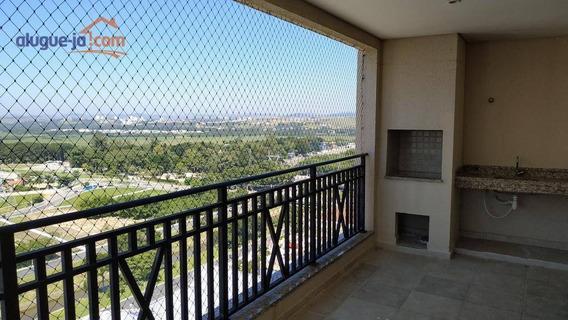 Apartamento Com 4 Dormitórios Para Alugar, 157 M² Por R$ 4.500,00/mês - Jardim Esplanada Ii - São José Dos Campos/sp - Ap7552