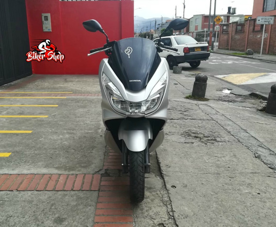 Honda Pcx 150 Mod 2017, Como Nueva *biker Shop*!!!!!!