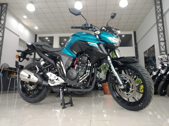 Yamaha Fz25 0km 2020 Crédito Tarjeta Cuotas Fijas Crédito