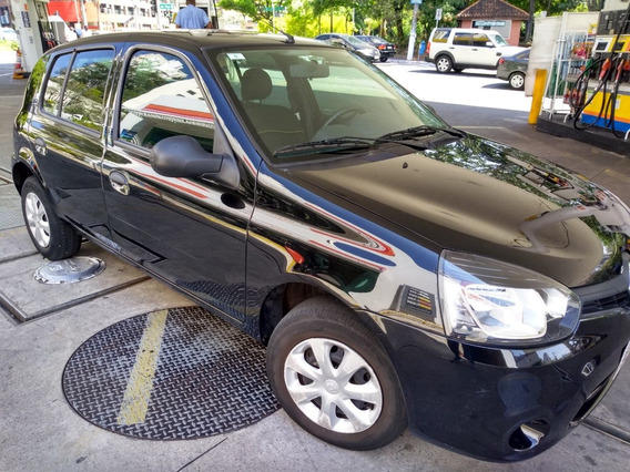 Renault Clio - 2014 - Flex - 4 Portas