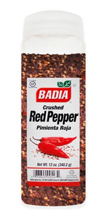 Red Pepper Pimienta Roja En Escamas Badia - g a $76