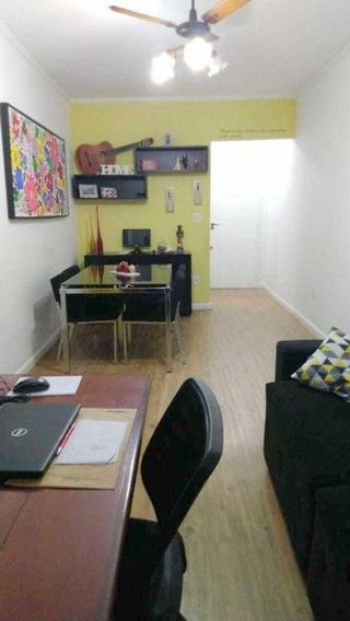 Excelente Apartamento Na Vila Belmiro - 92m² - 2 Dormitórios - 1 Vaga Demarcada - Ap1115