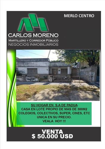 Propiedad En San Antonio De Padua!!!