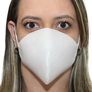Mascara Descartavel Dupla Proteção Kit Com 50 Unidades Promo
