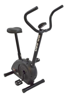 Bicicleta fija tradicional Polimet BP-880 negra