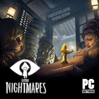 Little Nightmares Deluxe Edition No Steam Version Pc Español