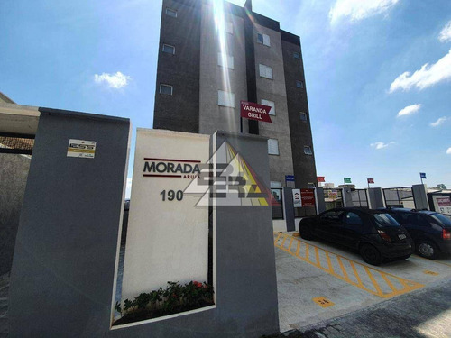 Apartamento Com 2 Dormitórios À Venda, 57 M² Por R$ 249.000,00 - Jordanópolis - Arujá/sp - Ap0409