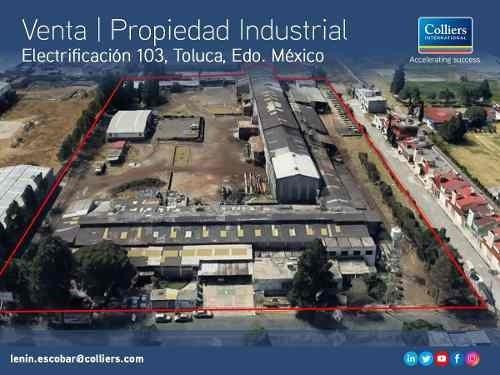 Propiedad Disponible Para Venta, Toluca, Edo. México.