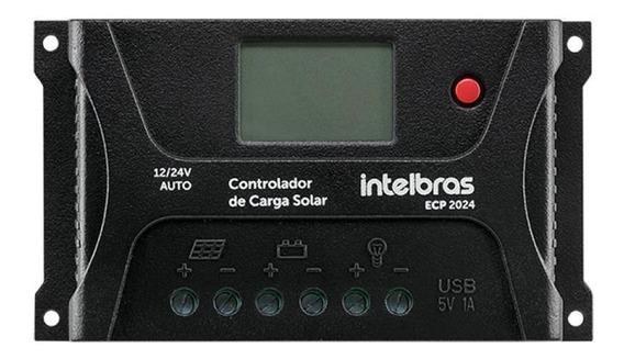 Controlador De Carga Pwm Off Grid Ecp 2024 Intelbras