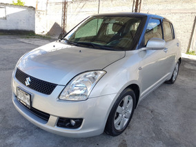 Swift 2010 Standar 1.5 Lts Factura Original Todo Pagado