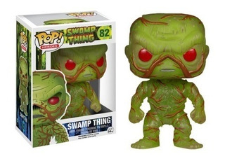 Funko Pop Swamp Thing #82 Monstruo Del Pantano Figura Muñeco