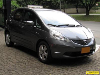 Honda Fit Lx 1350 Cc At