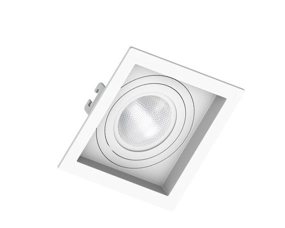 Spot Embutir Recuado Branco Par 20 Save Energy