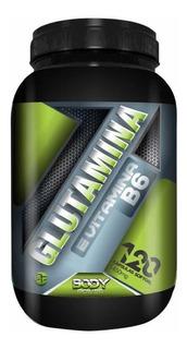 Glutamina Com Vitamina B6 Slim Atletas 120 Cápsulas