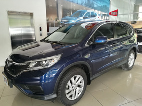 Honda Crv City Plus 2016 At 4x2 Azul