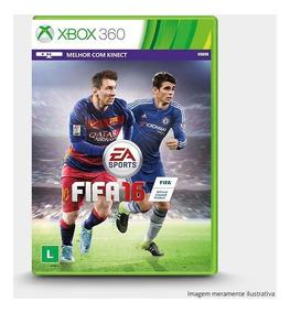 Fifa 16 - Original Para Xbox 360 - Novo