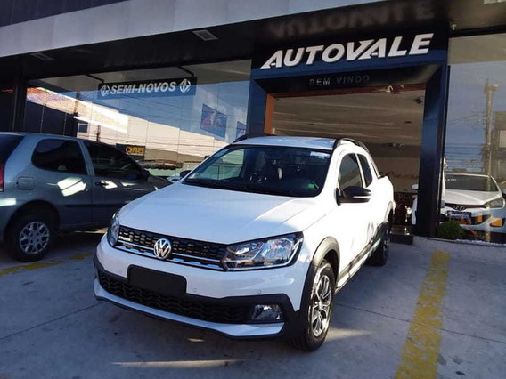 Volkswagen Saveiro Cd Cross Ma 2020