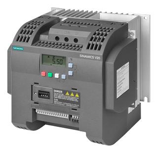 Variador De Frecuencia Siemens Sinamics V20 3hp 220v Escalar