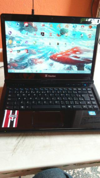 Notebook I 3 Memória Ram 4 Gb Windows 7 Original Hd 350 Gb