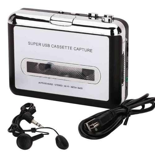 Transpasa Convierte Tus Cassette A Mp3 Via Usb Conversor
