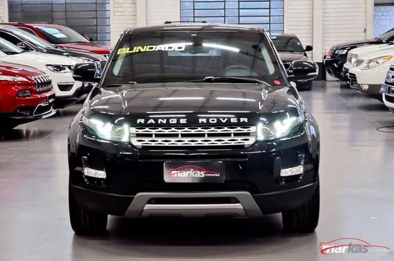Land Rover Range Evoque Prestige 2.0 240hp Blindada Nivel 3