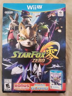 Starfox Zero Mas Starfox Guard Nintendo Wii U