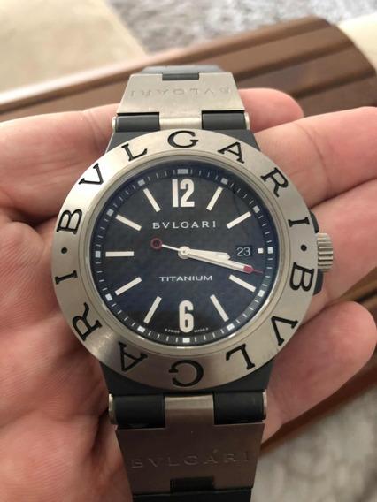 Bvlgari Titanium 44mm