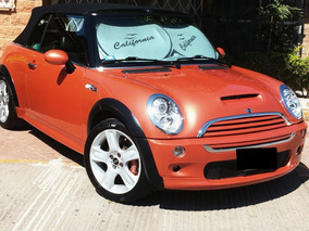Mini Cooper S Hot Chilli Convertible Equipo Extra