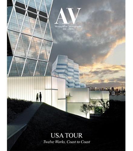 Imagen 1 de 1 de Revista Av Monografías 122  Usa Tour Xi-xii 2006