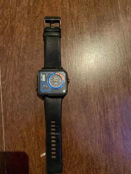 Relógio Diesel Caixa Quadrada Importado 100% Original