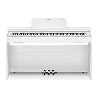 Casio Px-870 Blanco Privia Digital Home Piano Color Blanco