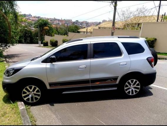 Chevrolet Spin 1.8 Activ 5l Aut. 5p 2018