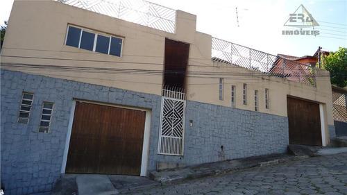 Imagem 1 de 8 de Casa  Residencial À Venda, Jardim Renata, Arujá. - Ca0212