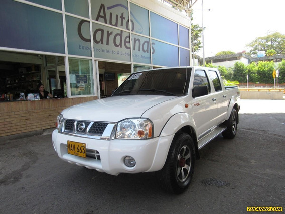 Nissan Frontier Ax D22 Np300 Doble Cabina