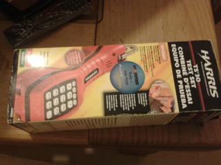 Microtelefono Harris Ts30 Nuevo