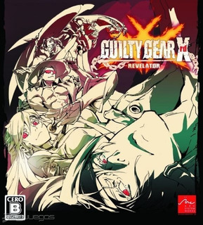 Guilty Gear Xrd Revelator Ps3 - Play Mexico