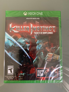 Killer Instinct Xbox One Nuevo+msi