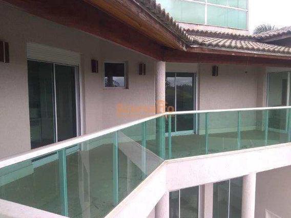 Casa De Condomínio Com 5 Dorms, Chácara Da Lagoa, Itapecerica Da Serra, Cod: 4152 - A4152