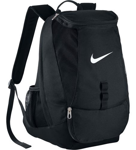 Imagen 1 de 3 de Mochila Para Fútbol Nike Club (mediana)