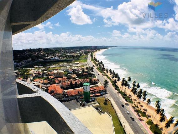 Riviera Alpha Apartamento 4 Suítes, À Venda, Beira Mar De Cruz Das Almas, Maceió. - Ap0162