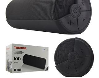 Parlante Toshiba Portatil Con Bluetooth Recargable