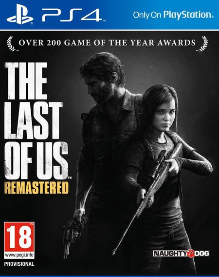 The Last Of Us Ps4 Original 2 Por 10 Dias