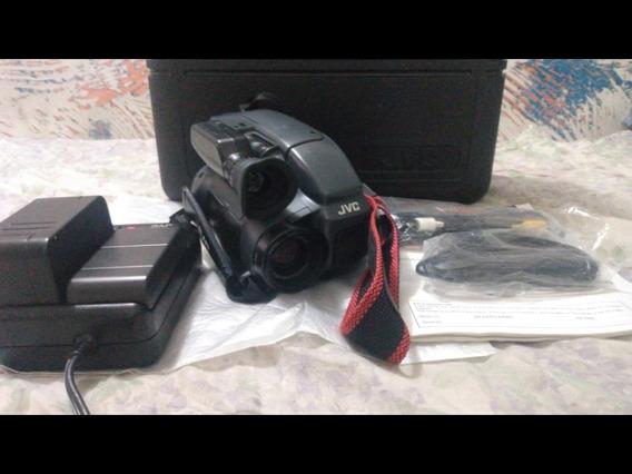 Filmadora Jvc Vídeomovie Gr-ax30 Compact Vhs