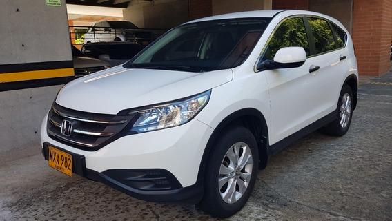 Honda Cr-v Crv Lx Automatica Cuero Unico Dueño 2013