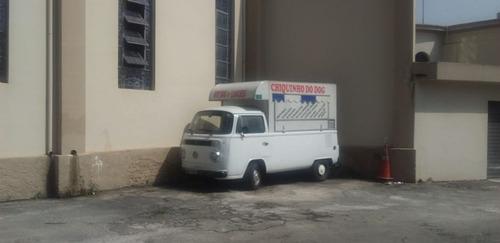 Kombi Food Truck Lanchonete