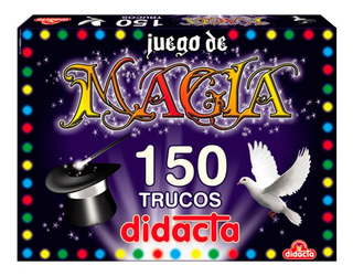 Juego De Magia 150 Trucos Para Niños Didacta Mago - El Rey