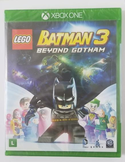Lego Batman 3 (mídia Física 100% Em Pt-br) - Xbox One (novo)