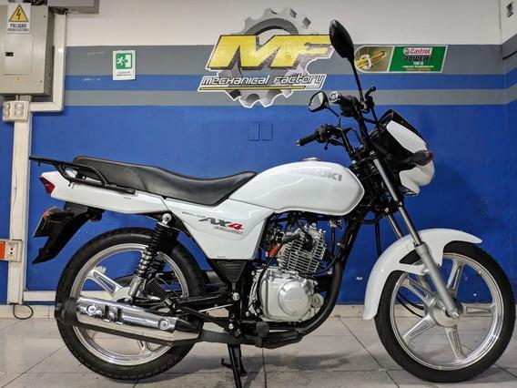 Suzuki Ax 4 2020 Traspaso Incluido