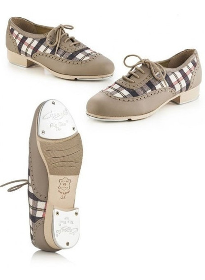 Sapato Dança Salão Capezio Ref Sh19 Steve Harper - 33 Ao 44