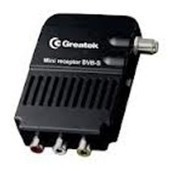 Lote Com 5 Mini Receptor Digital Ultimate Greatek Dvb-s